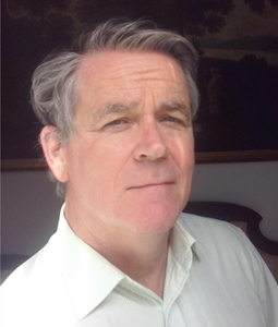 Photo of Mike Bilbrough, editor of English Spanish Link.